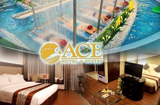 Ace Water Spa Hotel Manila Philippines